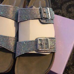 cd03cbe63 Madden Girl Shoes - 🔥🔥LAST ONE🔥Madden Girl Rhinestones Birkenstock